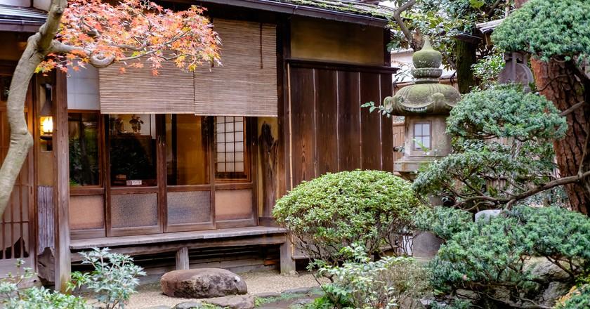 Kosoan Tea House in Jiyugaoka, Tokyo   © Leng Cheng/Flickr