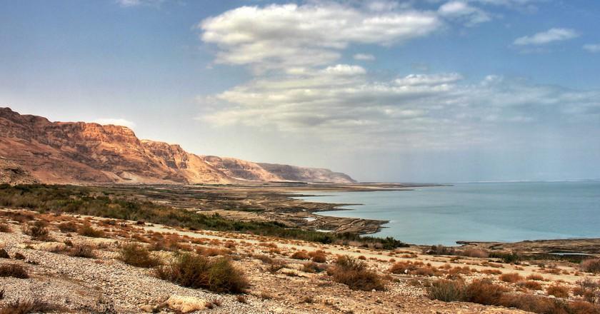 Dead Sea.  Ⓒ Yair Aronshtam/ Flickr