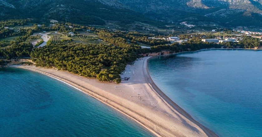 Zlatni Rat | ©Miran Hojnik/Flickr
