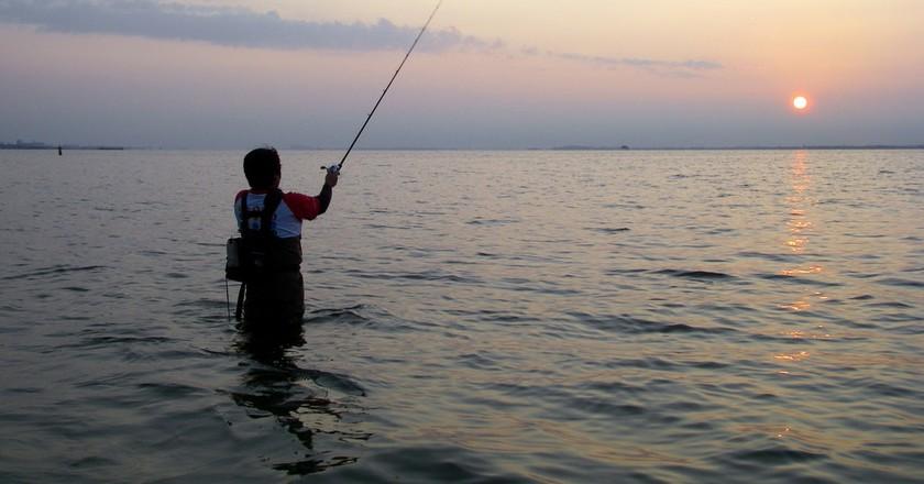 Fishing |  © Ryosuke Hosoi/Flickr