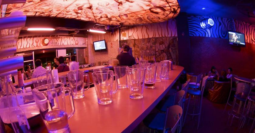 Bar / Monica PC / Flickr
