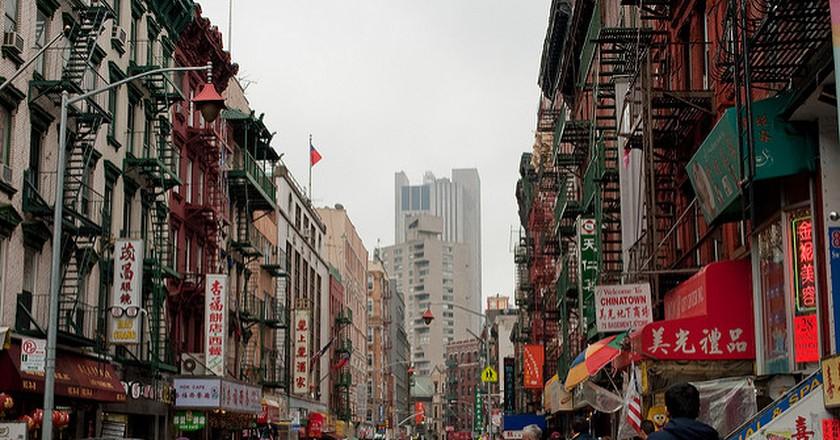 Chinatown |©  Allejandro Mallea/Flickr
