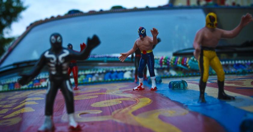 Lucha Libre | © Derek Key/Flickr