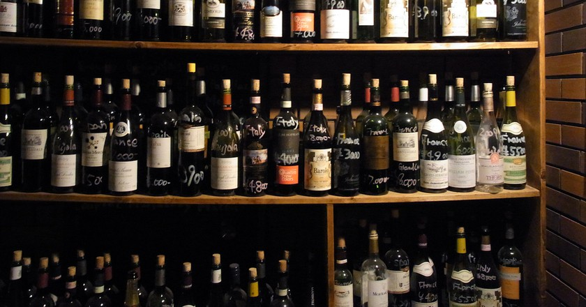These are not the bottles found in the museum | © naitokz / flickr
