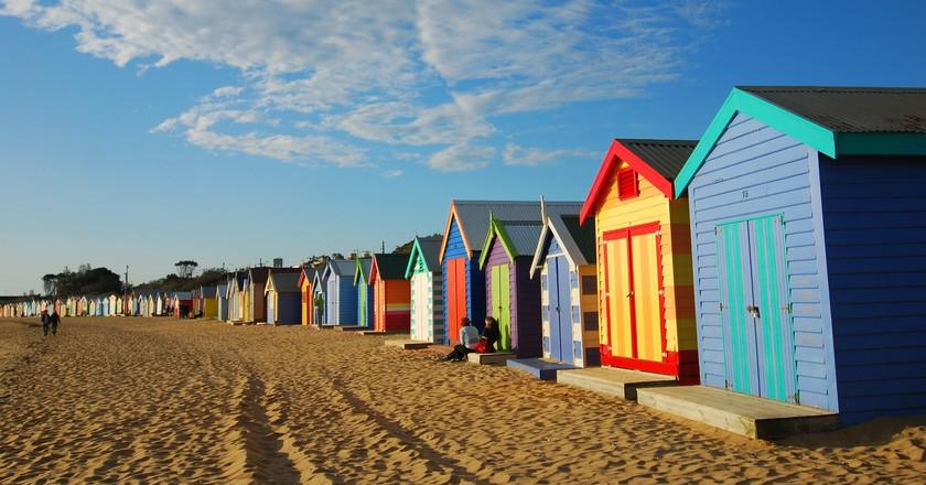 Brighton Beach © udeyismail / Flickr