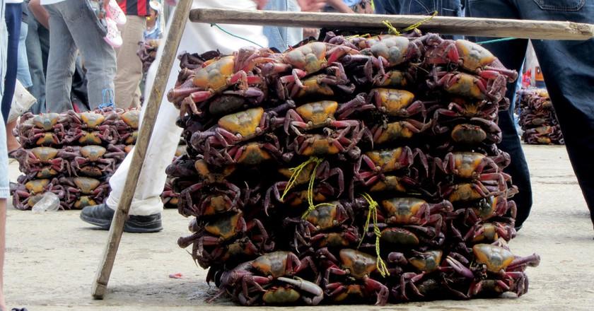 Mercado Caraguay, Guayaquil | © mariaflorine/Flickr