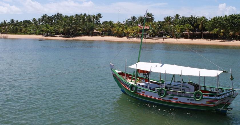 Set sail on a day trip I © Turismo Bahia/Flickr