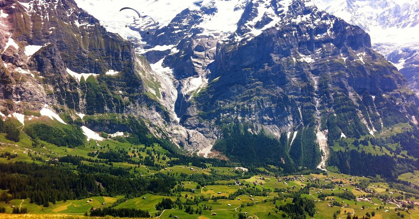 View from Grindelwald