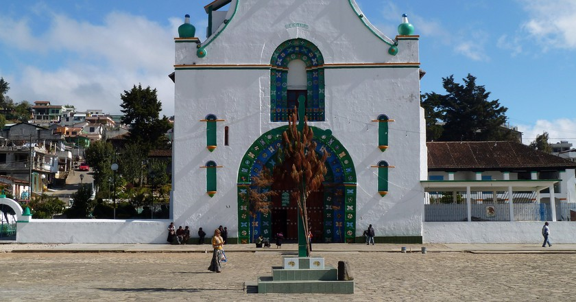 The church of San Juan Chamula   © Rob Young/Flickr