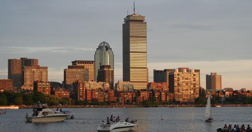 Boston Skyline | © ADupnik/Flickr
