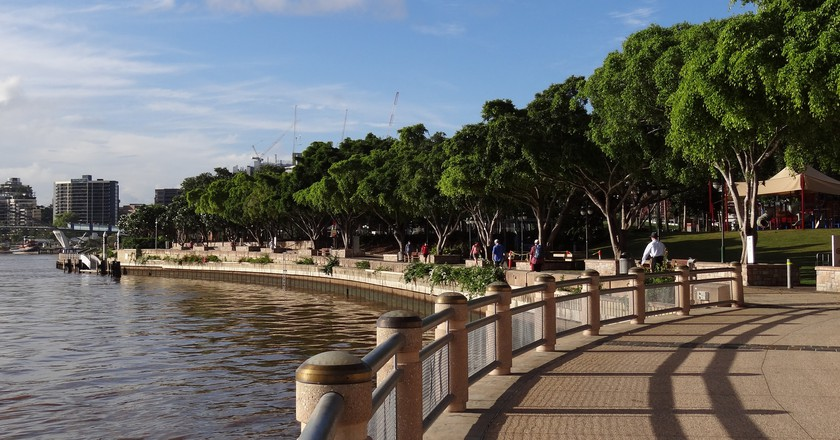 South Bank Parklands | © Shannon McGee / Flickr