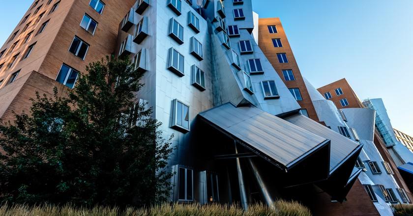 MIT Stata Center   © Robbie Shade/Flickr