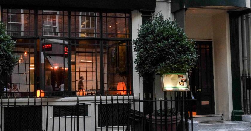 L'escargot restaurant Soho London | © Michael Button/Flickr