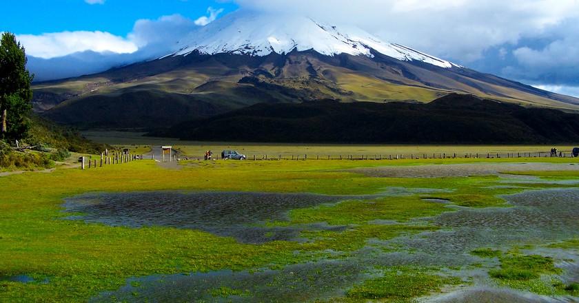 Cotopaxi National Park, Ecuador | ©Justin Williams | Flickr