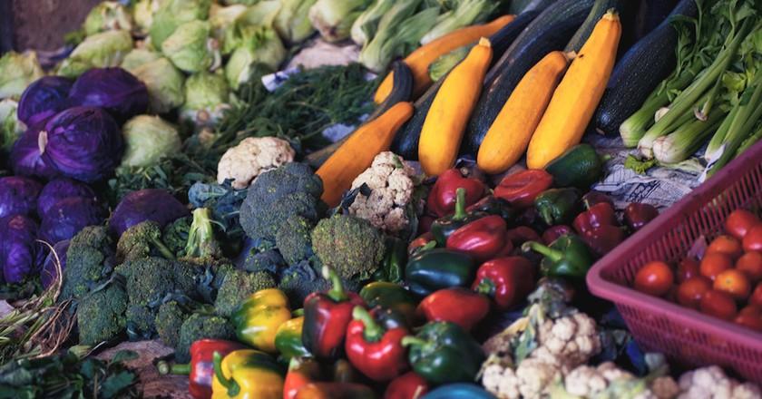 Enjoy delicious vegetarian and vegan fare in St. Louis | ©Alexandr Podvalny / Unsplash