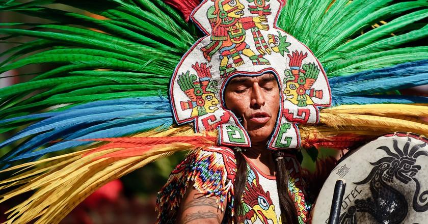 Aztec Dancer l © Jorge Gonzalez/Flickr