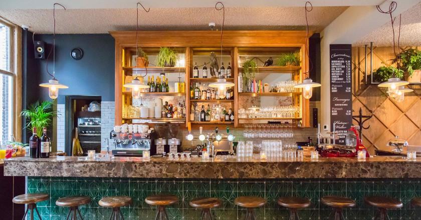 Walter Benedict's bar | © Walter Benedict