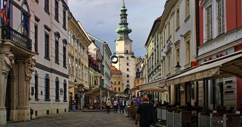 Street market in Bratislava | © peter89ba/Pixabay
