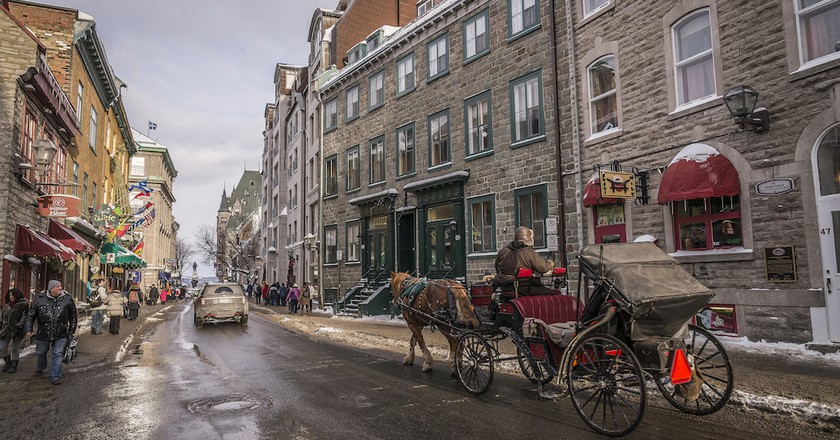 Old Quebec | © Matias Garabedian / Flickr
