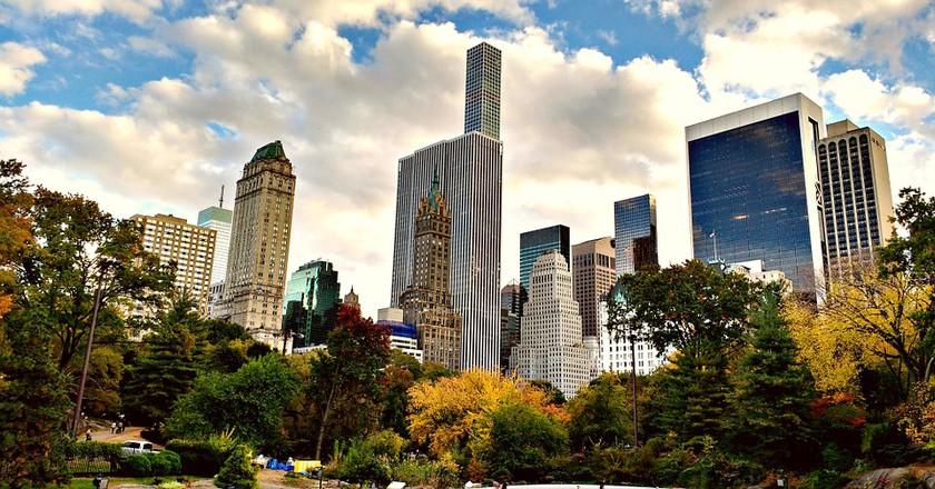 Central Park | ©JodesJ / Pixabay