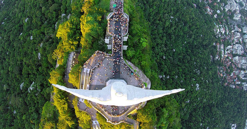 Christ the Redeemer |© Alexandre Cesar Salem e Silva / WikiCommons