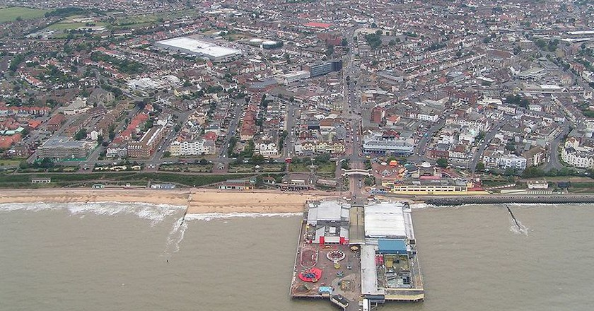 Clacton on sea | © Wikimedia
