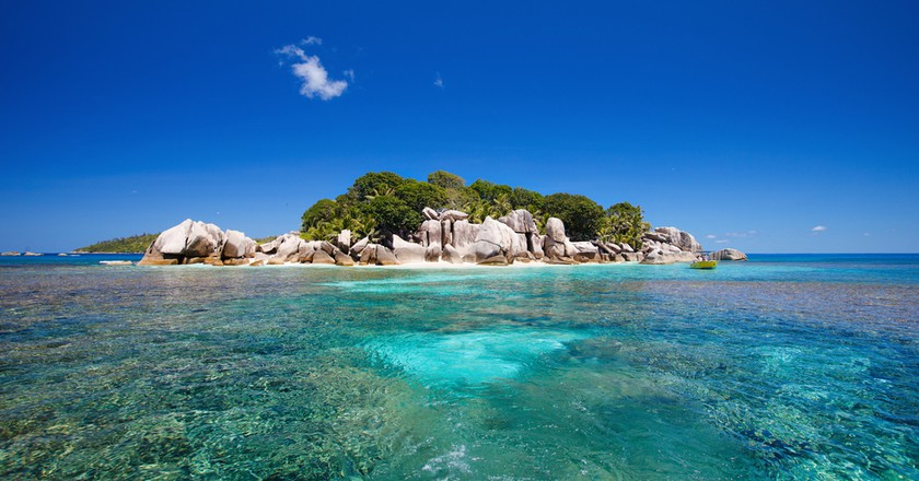 The tiny but perfect Cocos Island | © BlueOrange Studio/Shutterstock