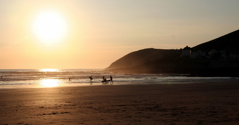 Croyde Beach | © Robbie Shade/Flickr