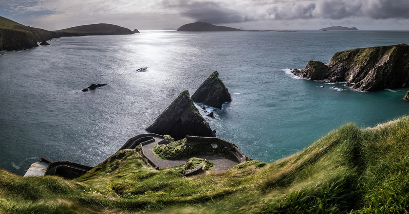 Dunquin Harbour, just outside Dingle, Co Kerry | © Guiseppe Milo/ Flickr