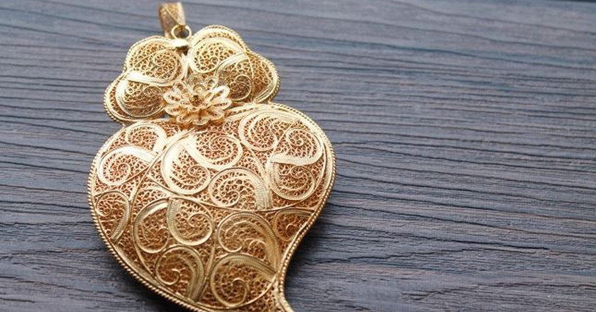 Portuguese filigree | © Ss.analuisa / Wikimedia Commons