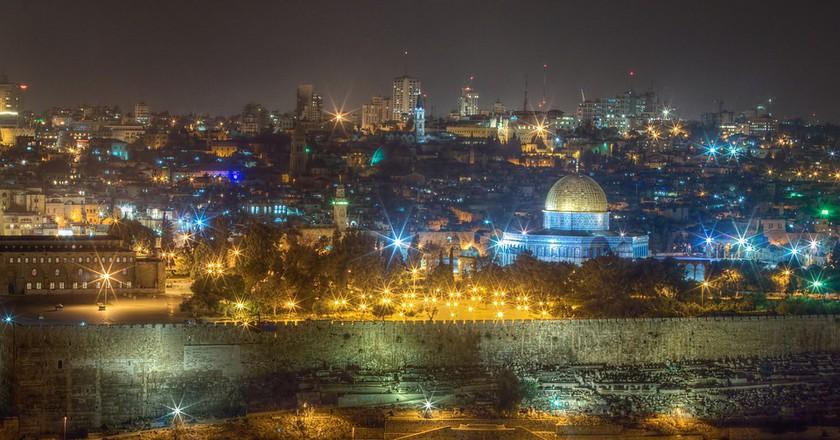 A Tour of Jerusalem's Architectural Landmarks