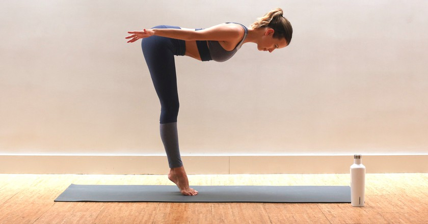 How to Enjoy Hot Yoga in the Scorching NYC Summer