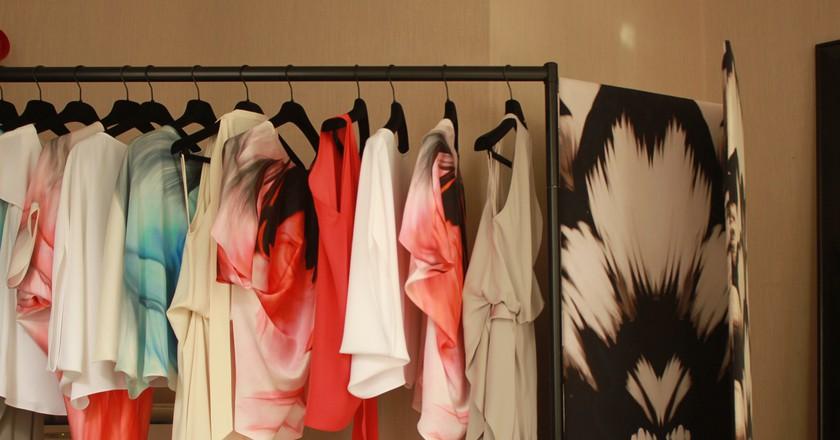 Brook Street Showroom   Courtesy of Maria Grachvogel
