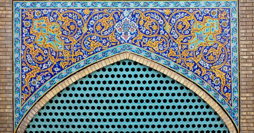 Golestan Palace | © gomnam/pixabay