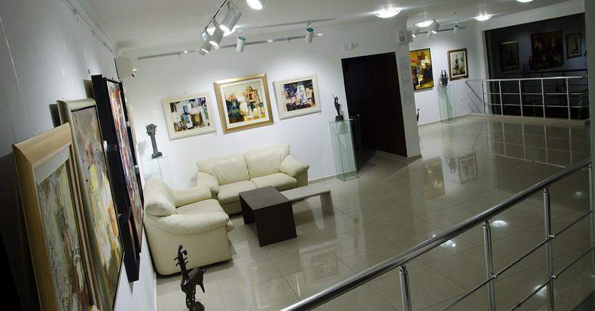 Largo Art Gallery, Varna | Courtesy of Largo Art Gallery