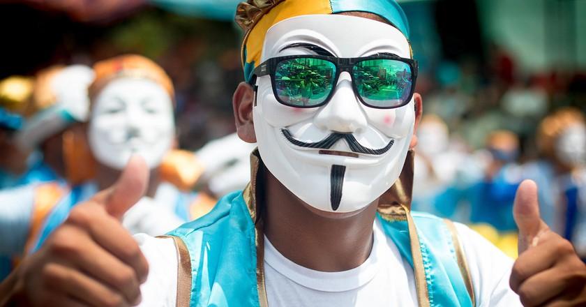 Bolivian parade | © APPhotograph / Pixabay