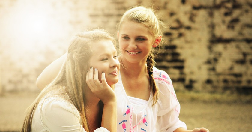 Smiling Girls |©Unknown/maxpixel