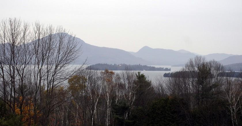 Lake Memphrémagog, Quebec | © Cousin Vinny/Flickr
