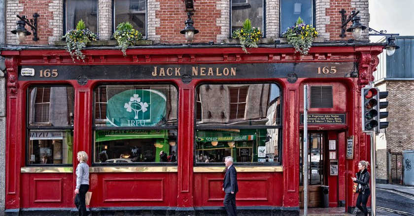 Jack Nealon's Pub, Dublin | © William Murphy / Flickr