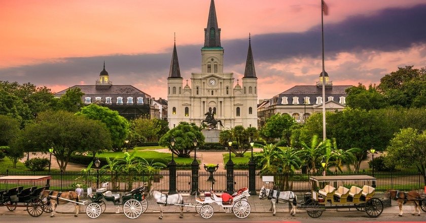 New Orleans, Louisiana at Jackson Square | © Sean Pavone/Shutterstock