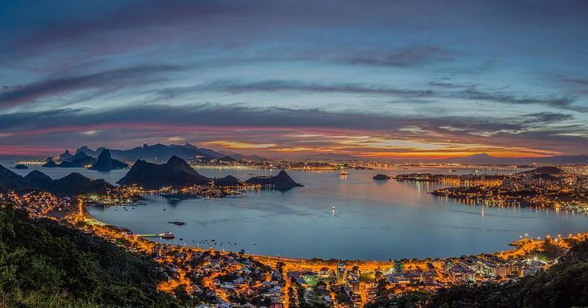 Parque da Cidade de Niteroi |©Claudney Neves/WikiCommons