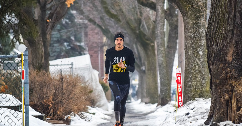 Running in Montreal | © Elodie Le Pape/ Flickr