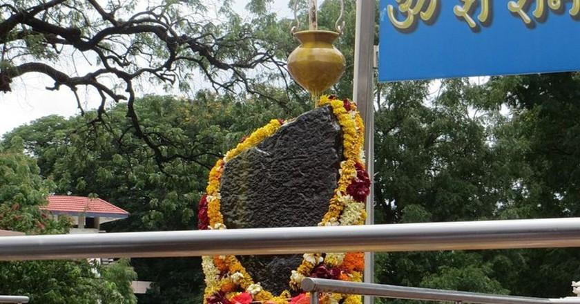 Shani Shingnapur  © Booradleyp1 / Wikimedia Commons