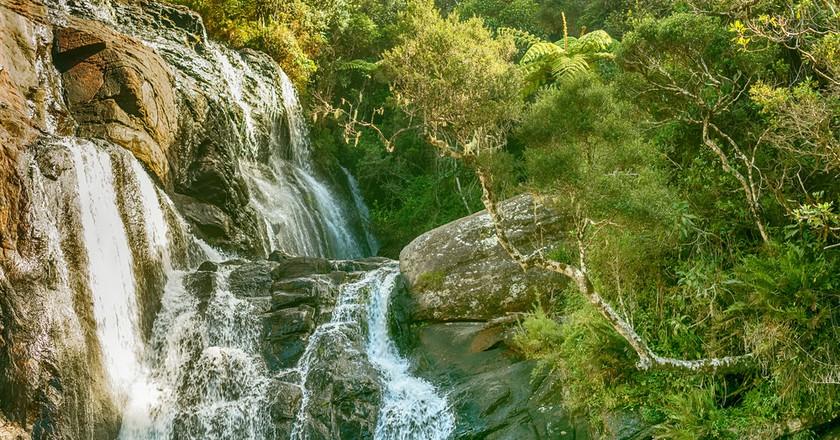 Baker's Falls, Sri Lanka | © krivinis/Shutterstock