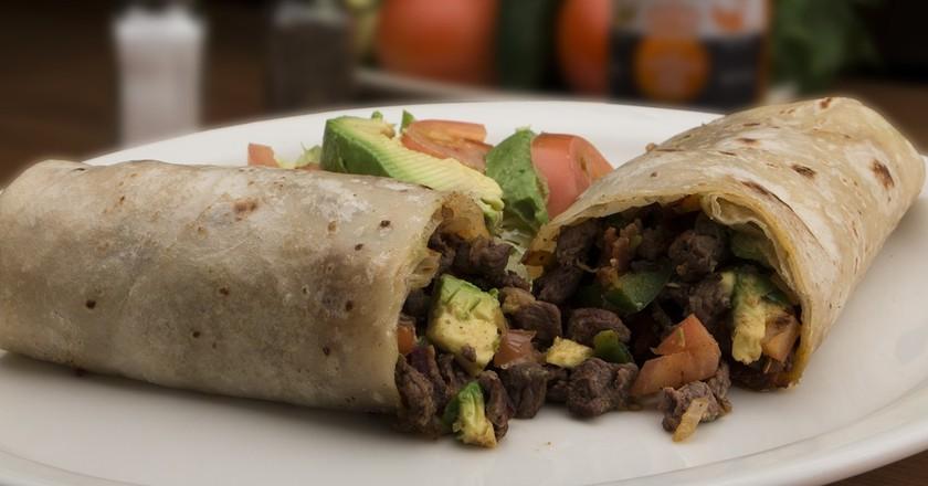Mexican burrito   © adoproducciones/Pixabay