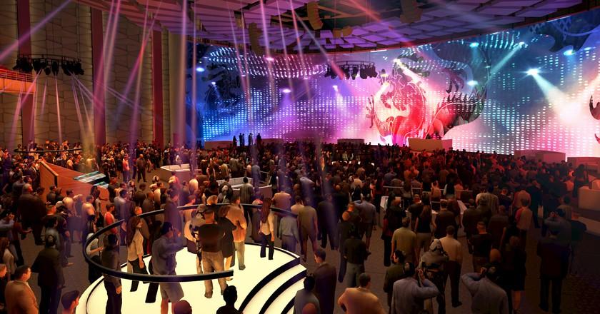 MGM Theater at MGM COTAI | Photo courtesy of MGM Macau