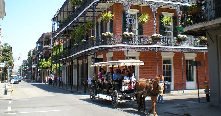 French Quarter, New Orleans | © Sami99tr / WikiCommons