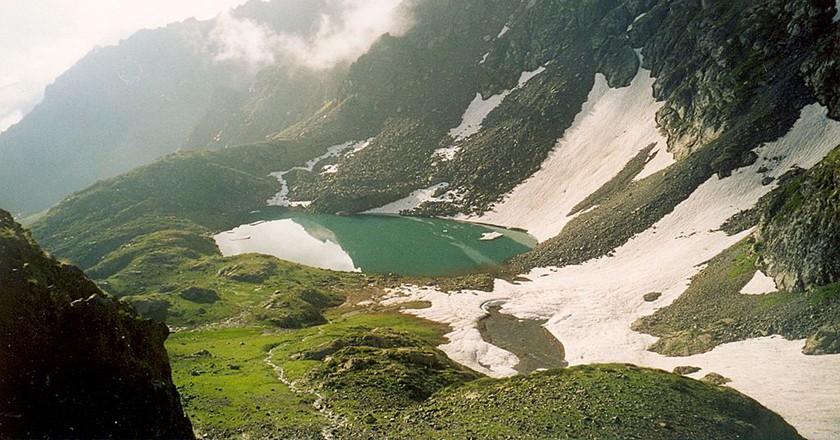 Kaçkar Mountains   © Doron/Wikimedia Commons