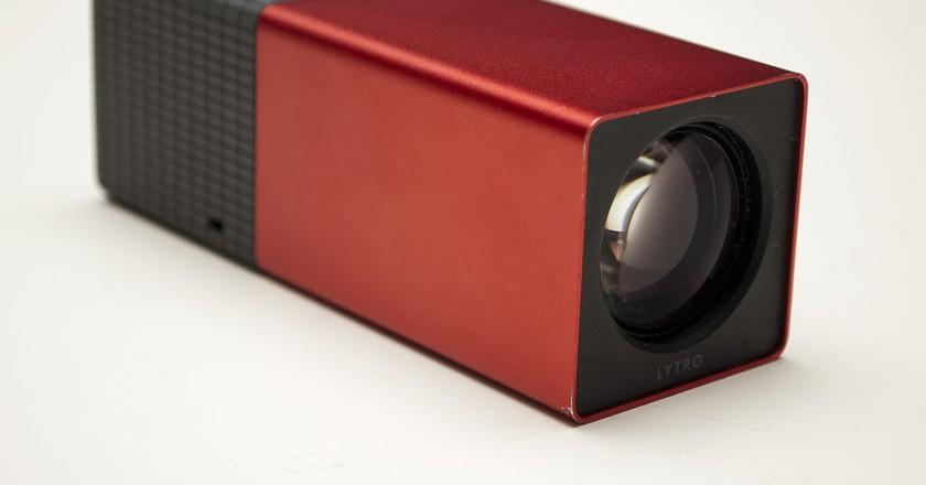 Lytro Camera ©WikiCommons