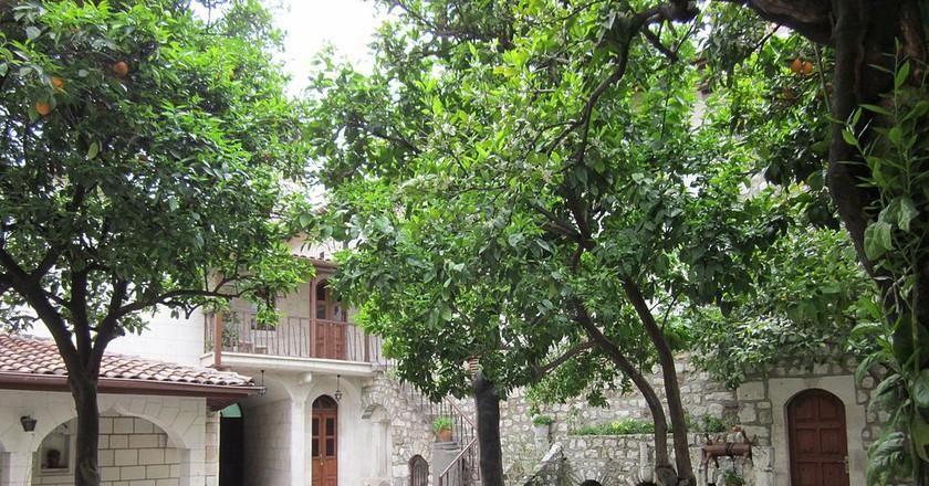 Church Garden in Antakya | © Maarten Sepp / WikiCommons